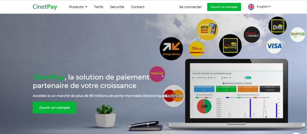 Solutions de Paiement en Ligne en Afrique, Par LocalHost Digital
