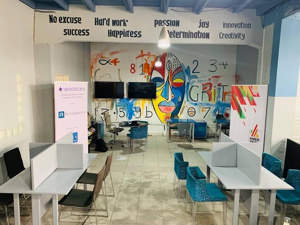 Activ space un environnement de travail pour coworkers