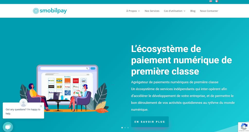 Enkap solution de paiement mobile ecommerce au cameroun